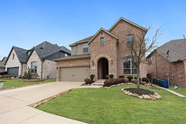 3913 Ramble Creek Drive, Mckinney, TX 75071 (MLS #14527192) :: The Chad Smith Team