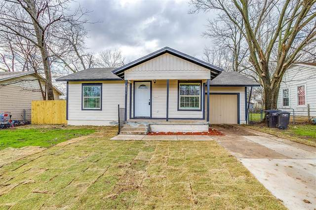4236 Lorin Avenue, Fort Worth, TX 76105 (MLS #14527198) :: All Cities USA Realty