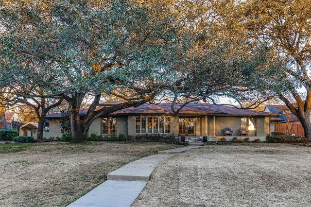 14140 Valley Creek Drive, Dallas, TX 75254 (MLS #14527205) :: The Juli Black Team