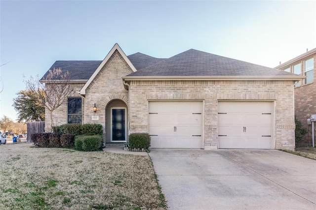 1314 Luckenbach Drive, Forney, TX 75126 (MLS #14527225) :: Robbins Real Estate Group
