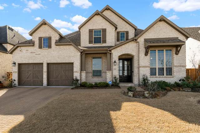 1951 River Rock Lane, Prosper, TX 75078 (MLS #14527229) :: Lyn L. Thomas Real Estate | Keller Williams Allen
