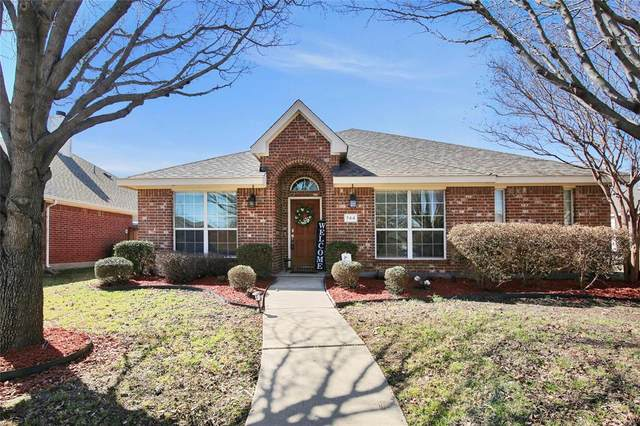 744 Maxwell Creek Drive, Allen, TX 75002 (MLS #14527255) :: Lyn L. Thomas Real Estate | Keller Williams Allen