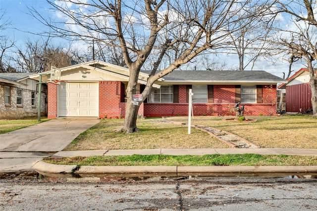 4013 Rainier Street, Irving, TX 75062 (MLS #14527286) :: The Kimberly Davis Group