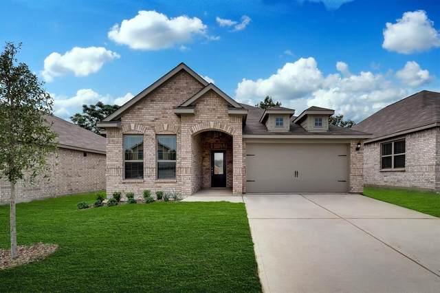 232 Bearman Drive, Fort Worth, TX 76120 (MLS #14527291) :: Team Tiller