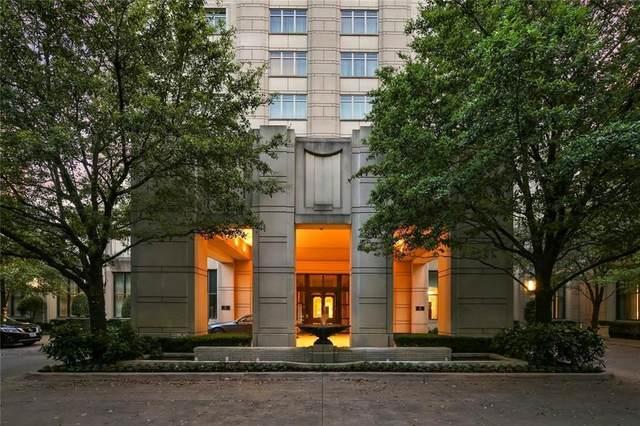 2525 N Pearl Street #1607, Dallas, TX 75201 (MLS #14527304) :: The Mauelshagen Group