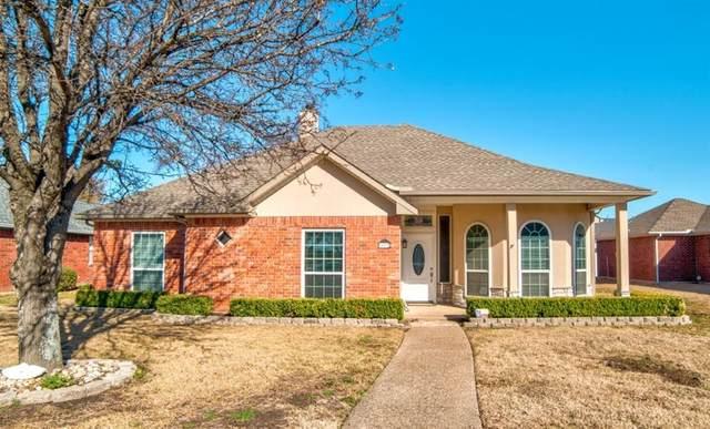 1103 Dodd Drive, Wylie, TX 75098 (MLS #14527330) :: The Chad Smith Team