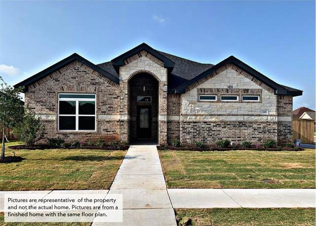 349 Martis Way, Abilene, TX 79602 (MLS #14527342) :: The Tierny Jordan Network