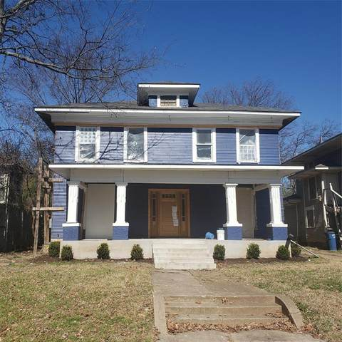 4837 Worth Street, Dallas, TX 75246 (MLS #14527355) :: All Cities USA Realty