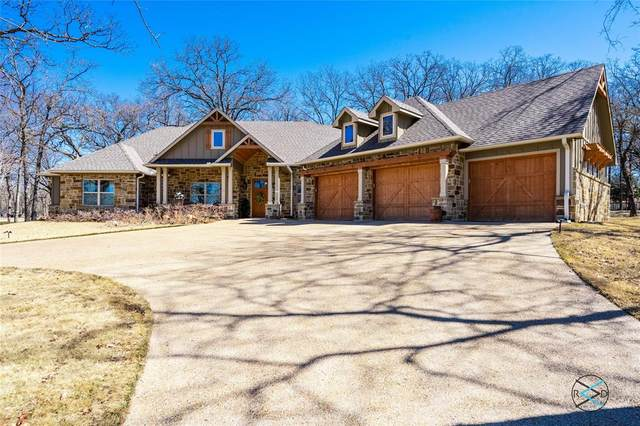 124 Saint Andrews Drive, Mabank, TX 75156 (MLS #14527363) :: Team Hodnett