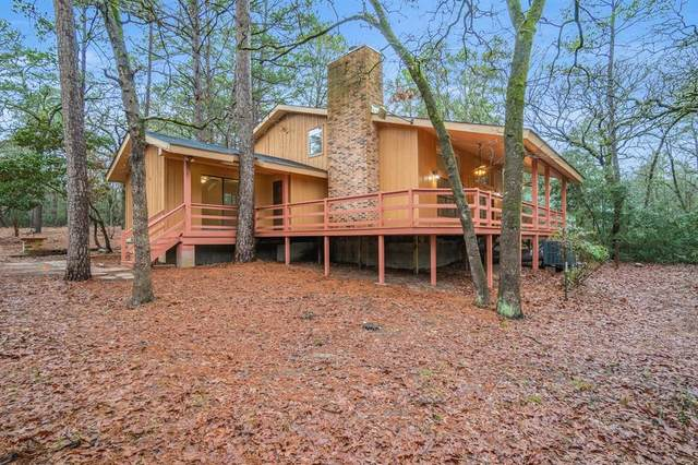 262 Timberidge Trail, Holly Lake Ranch, TX 75765 (MLS #14527366) :: The Tierny Jordan Network