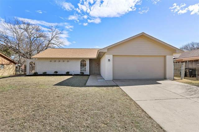 2867 Elsinor Drive, Fort Worth, TX 76116 (MLS #14527368) :: Bray Real Estate Group