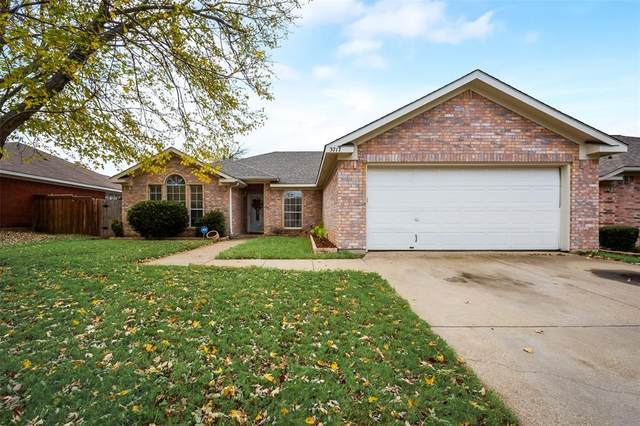 3717 Fleetwood Drive, Fort Worth, TX 76123 (MLS #14527383) :: The Tierny Jordan Network
