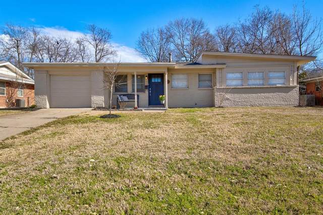 5513 Wheaton Drive, Fort Worth, TX 76133 (MLS #14527398) :: Robbins Real Estate Group