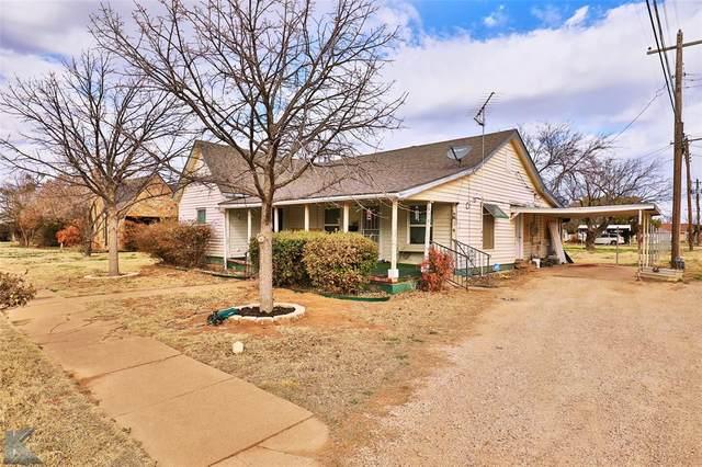 1224 13th Street, Anson, TX 79501 (MLS #14527408) :: Premier Properties Group of Keller Williams Realty