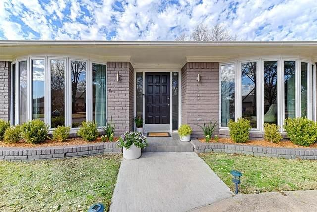 4109 Flintridge Drive, Dallas, TX 75244 (MLS #14527431) :: The Kimberly Davis Group