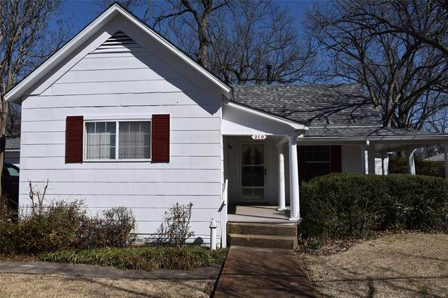 210 Methodist Street, Red Oak, TX 75154 (MLS #14527486) :: Maegan Brest | Keller Williams Realty