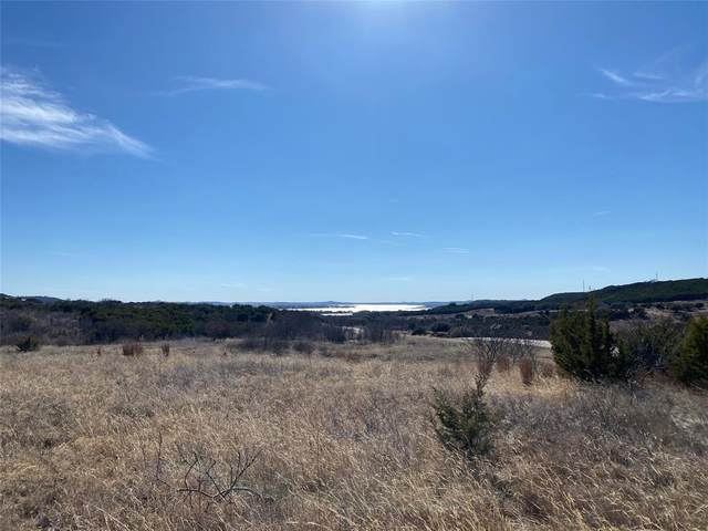 Lot 654 Canyon Wren Loop, Graford, TX 76449 (MLS #14527499) :: Hargrove Realty Group