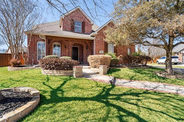 1112 Woodhaven Drive, Mckinney, TX 75072 (#14527521) :: Homes By Lainie Real Estate Group