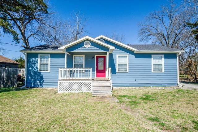 1007 Wyatt Street Street, Waxahachie, TX 75165 (MLS #14527527) :: Real Estate By Design