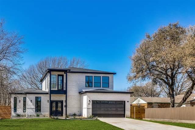602 Abrams Road, Richardson, TX 75081 (MLS #14527537) :: Wood Real Estate Group