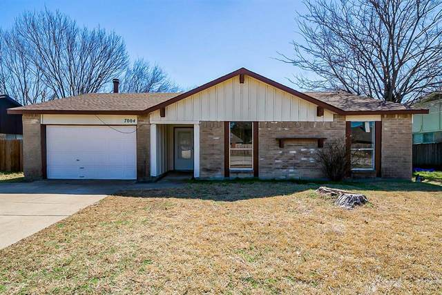7004 Chapman Drive, North Richland Hills, TX 76182 (MLS #14527546) :: Craig Properties Group