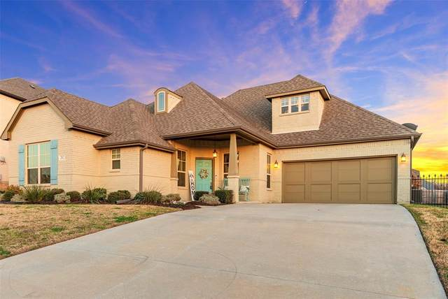 202 Parkview Drive, Aledo, TX 76008 (MLS #14527563) :: The Good Home Team