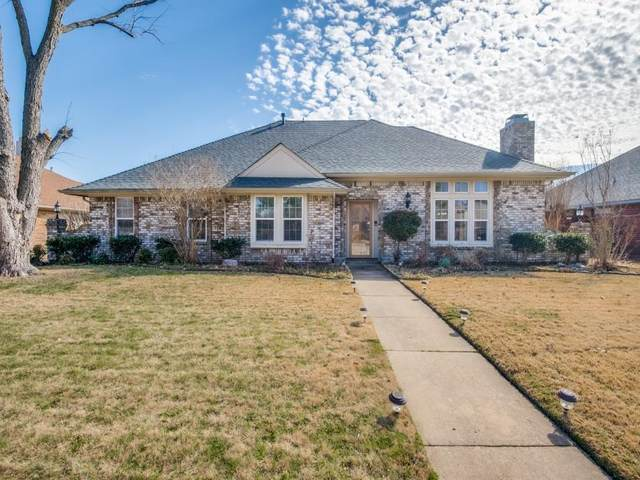 4116 Mesa Drive, Plano, TX 75074 (#14527575) :: Homes By Lainie Real Estate Group