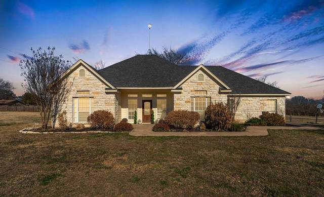 1120 Valley View Drive, Cleburne, TX 76033 (MLS #14527585) :: Justin Bassett Realty