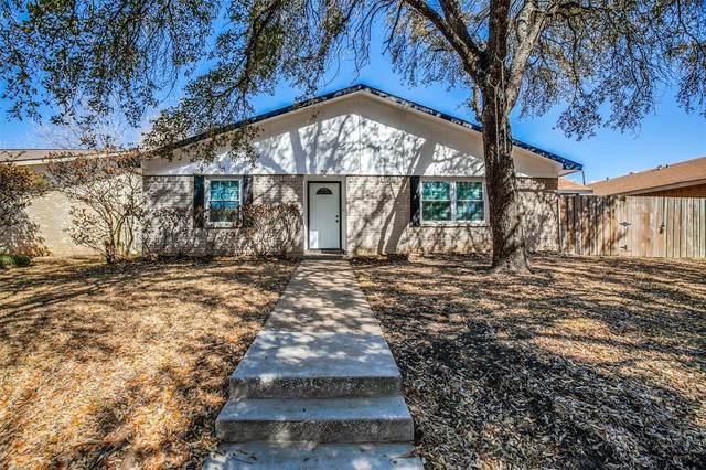 706 Edelweiss Drive, Grand Prairie, TX 75052 (MLS #14527591) :: Robbins Real Estate Group