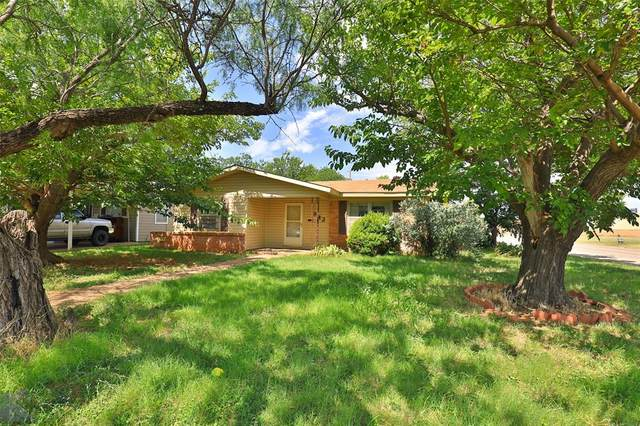 842 Westview Drive, Abilene, TX 79603 (MLS #14527603) :: The Mitchell Group