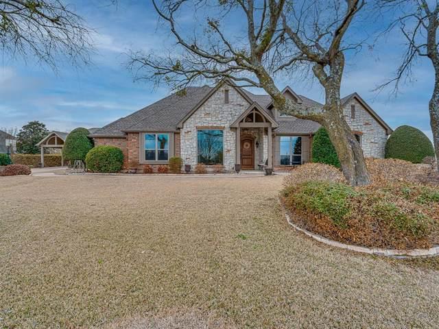 215 Seneca Drive, Waxahachie, TX 75165 (MLS #14527658) :: Real Estate By Design
