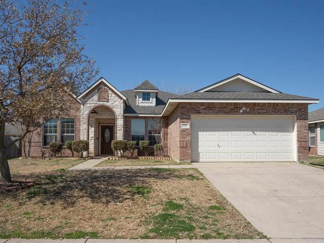 3416 Roxie Drive, Little Elm, TX 75068 (MLS #14527702) :: The Kimberly Davis Group