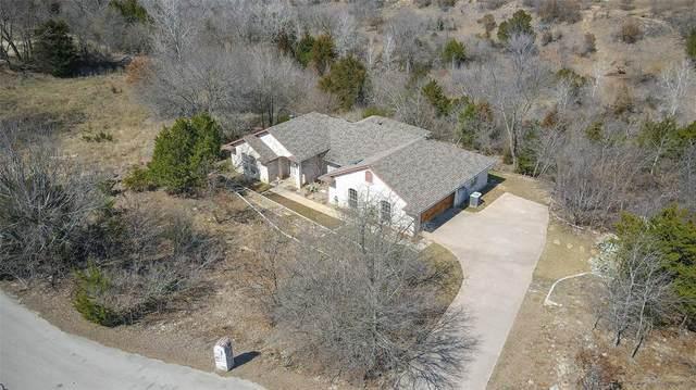 241 Valley Ranch Road, Weatherford, TX 76087 (MLS #14527707) :: Team Hodnett