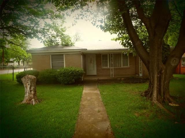 872 June Drive, White Settlement, TX 76108 (MLS #14527739) :: Frankie Arthur Real Estate