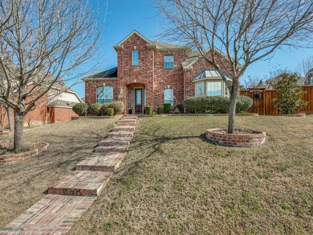 2446 Chesterfield Road, Garland, TX 75043 (MLS #14527755) :: Team Hodnett