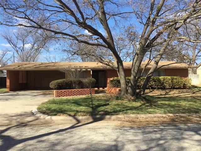 4150 Monticello Street, Abilene, TX 79605 (MLS #14527759) :: Maegan Brest | Keller Williams Realty