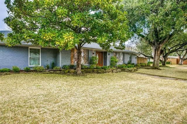 4365 Fawnhollow Drive, Dallas, TX 75244 (MLS #14527853) :: The Kimberly Davis Group