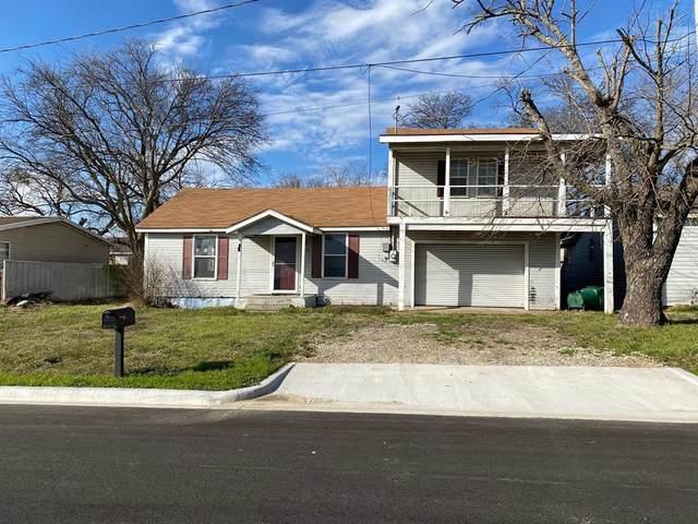 513 W South Street, Whitesboro, TX 76273 (MLS #14527907) :: Real Estate By Design