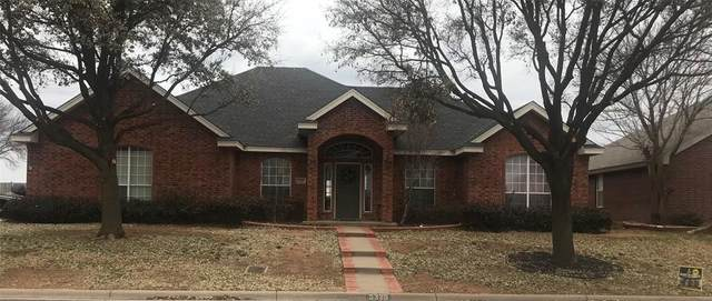5325 Wagon Wheel Avenue, Abilene, TX 79606 (MLS #14527918) :: Real Estate By Design