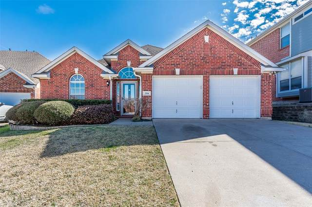 2514 Rodeo Court, Garland, TX 75044 (MLS #14527926) :: All Cities USA Realty