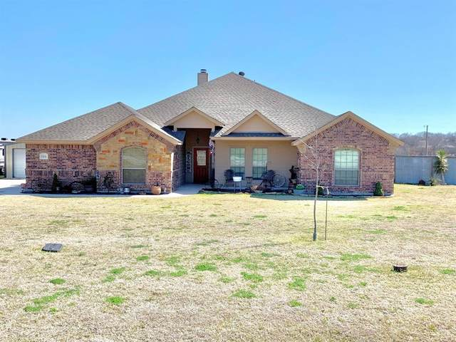 116 Helen Hampton Drive, Springtown, TX 76082 (MLS #14527936) :: Maegan Brest | Keller Williams Realty