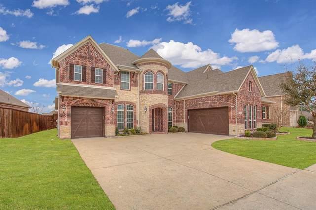 13162 Ignatius Drive, Frisco, TX 75035 (#14527945) :: Homes By Lainie Real Estate Group