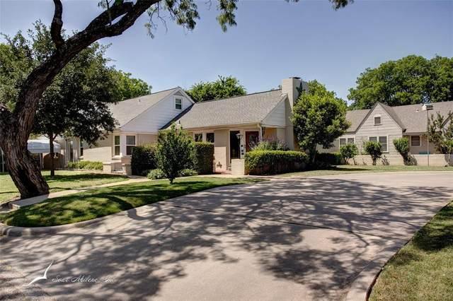 1250 Sayles Boulevard, Abilene, TX 79605 (#14527951) :: Homes By Lainie Real Estate Group