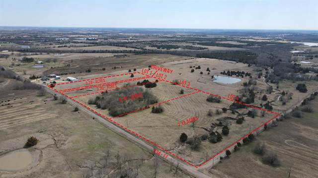 L-3 TBD County Road 22500, Paris, TX 75460 (MLS #14527962) :: All Cities USA Realty