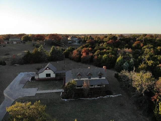 309 Clear Lake Lane, Weatherford, TX 76087 (MLS #14527971) :: Team Hodnett