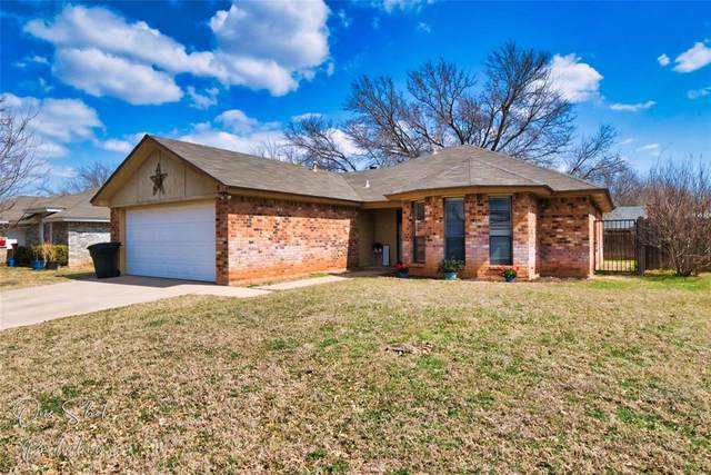 9 Queen Anns Lace, Abilene, TX 79606 (MLS #14528005) :: All Cities USA Realty