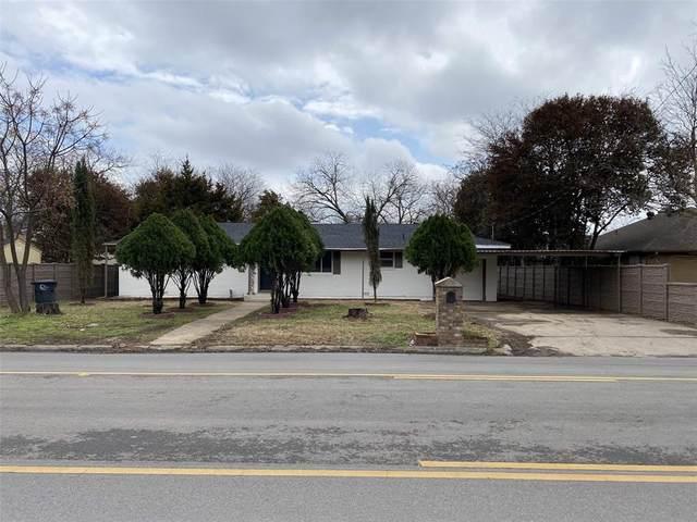 613 Woodard Avenue, Cleburne, TX 76033 (MLS #14528030) :: Real Estate By Design
