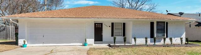 2505 Highgate Drive, Arlington, TX 76016 (MLS #14528057) :: EXIT Realty Elite