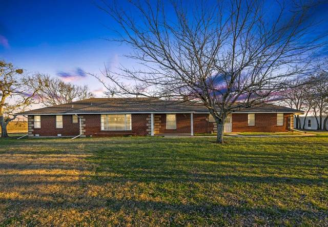 6168 State Highway 22, Hillsboro, TX 76645 (MLS #14528061) :: Real Estate By Design