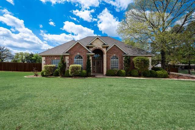 2232 Darla Court, Burleson, TX 76028 (MLS #14528075) :: The Hornburg Real Estate Group